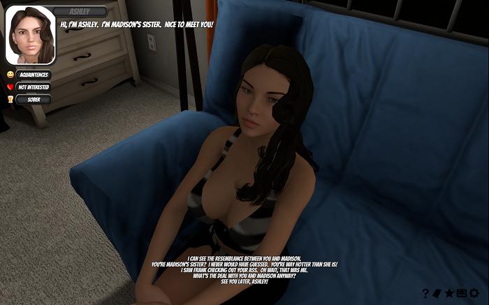 Много игр секс