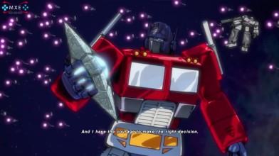 "Transformers: Devastation ""Концовка"""
