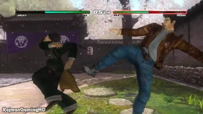Dead or Alive 5 Last Round - Shenmue: Ryo Hazuki vs Lan DI Gameplay (PC Mod) [1080p] TRUE-HD QUALITY