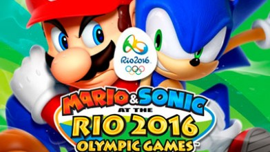Частично раскрыты даты релизов Mario & Sonic at the Rio 2016 Olympic Games