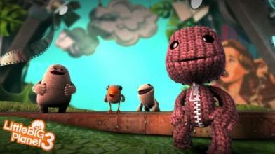 LittleBigPlanet 3 порадует игроков серией интересных испытаний