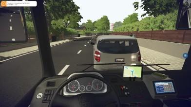 Обзор игры BUS SIMULATOR 2016