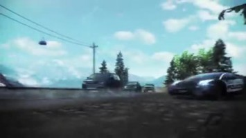 Need for Speed-Hot Pursuit [Фан трейлер]