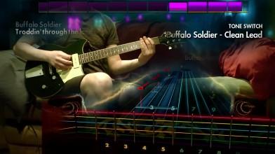 "Rocksmith Remastered - DLC - Guitar - Bob Marley & The Wailers ""Buffalo Soldier"""