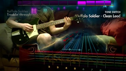 "Rocksmith Remastered - DLC - Guitar - Bob Marley & The Wailers ""Buffalo Soldier"""