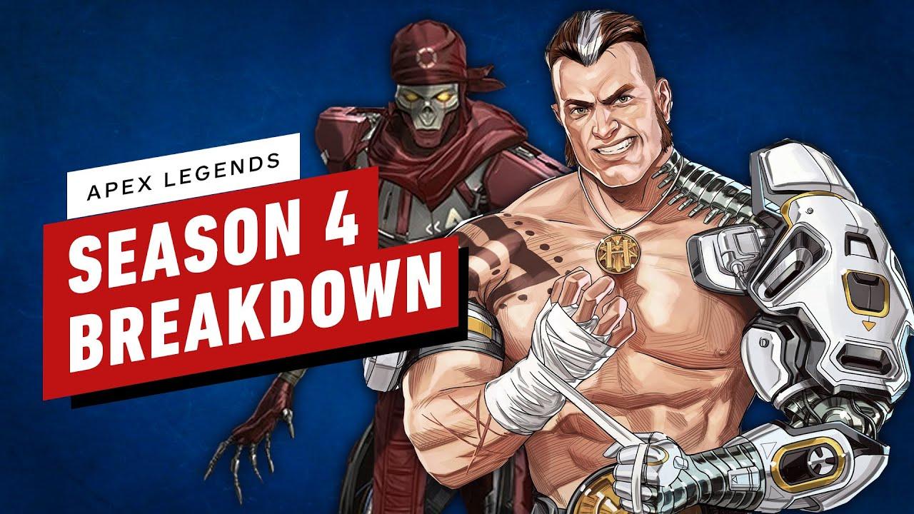 Respawn поясняет за систему матчмейкинга в Apex Legends Season 4 основанного на навыках игроков