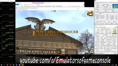 XENIA Xbox 360 Emulator - Bully (2006). Ingame. Vulkan (Color Fix). Test #8