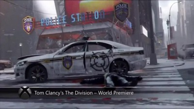 "Tom Clancy's The Division ""Трейлер E3 2015"""