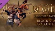 Анонсировано DLC к Total War ROME 2. Black Sea Colonies Culture Pack