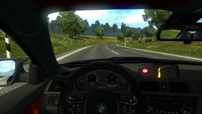 BMW M4, классика Need for Speed в Euro Truck Simulator 2