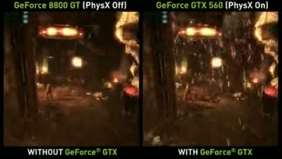 "Batman: Arkham City ""NVIDIA GeForce GTX PhysX PC Trailer"""
