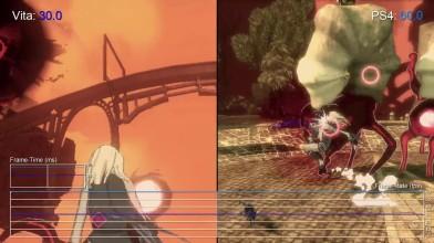 Тест производительности Gravity Rush Remastered на PS4 и PS Vita
