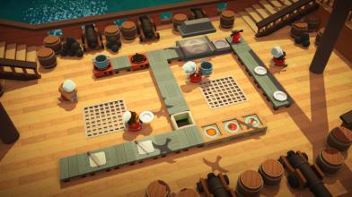 Кооперативный кулинарный экшен Overcooked анонсирован для PS4