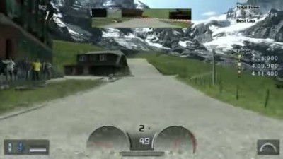 "Gran Turismo 5 ""Rally Challenge Gameplay Movie """