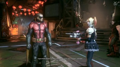 Batman: Arkham Knight - #12 Харли Квинн ч.2