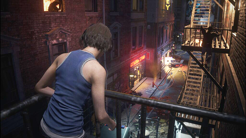 Ремейк Resident Evil 3 успешно стартовал в Steam
