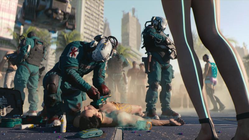 Cyberpunk 2077 хорошо продается, но говорить о дополнениях и сетевой части пока очень рано
