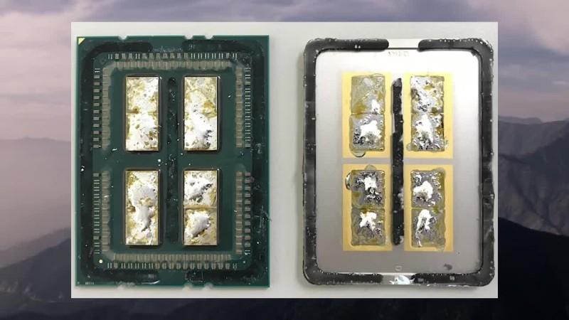 Характеристики процессоров Intel Coffee Lake и Что в Ryzen Threadripper под крышкой?