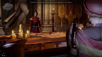 "Dragon Age: Inquisition ""DLC ""Чужак"" - прохождение. Часть 8"""