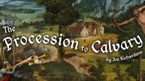 The Procession To Calvary приключенческая игра из красивых картин эпохи Возрождения