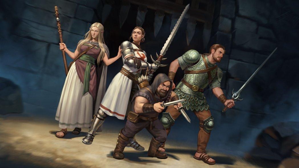The Dark Eye: Book of Heroes выйдет на ПК этим летом