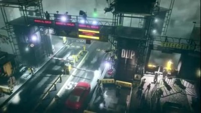 "inFamous: Second Son ""Дебютный трейлер"""