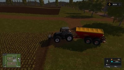 Батрак в шоке! - ч9 Farming Simulator 2017
