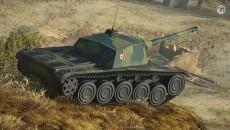 """World of Tanks """"Гайд Парк: AMX CDC. Рожденный летать"""""""