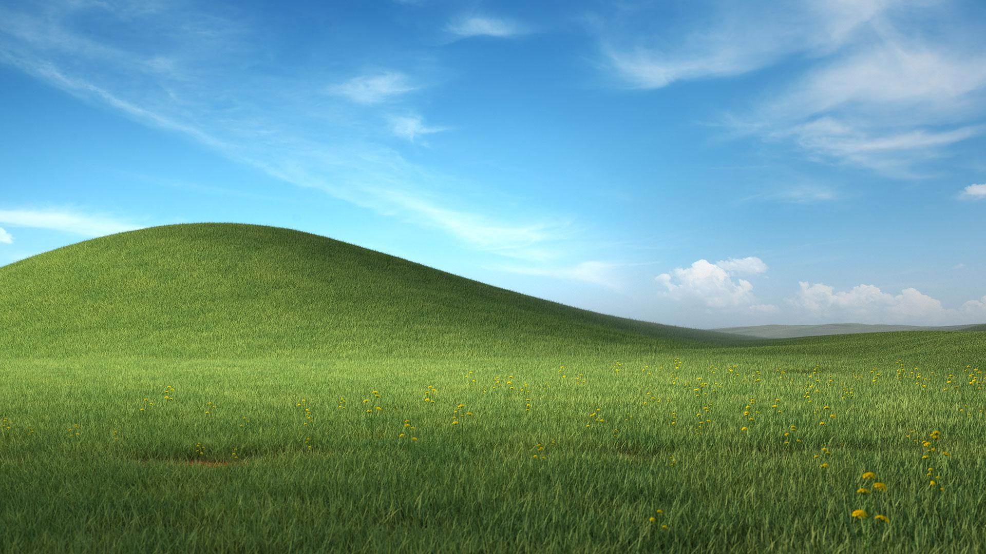 Минутка ностальгии: Microsoft выпустила ретрообои в стиле Windows XP