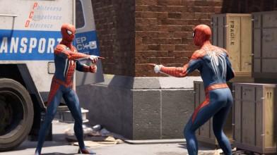 """В Marvel's Spider-Man добавили два новых костюма из """"Фантастической четверки"""""""