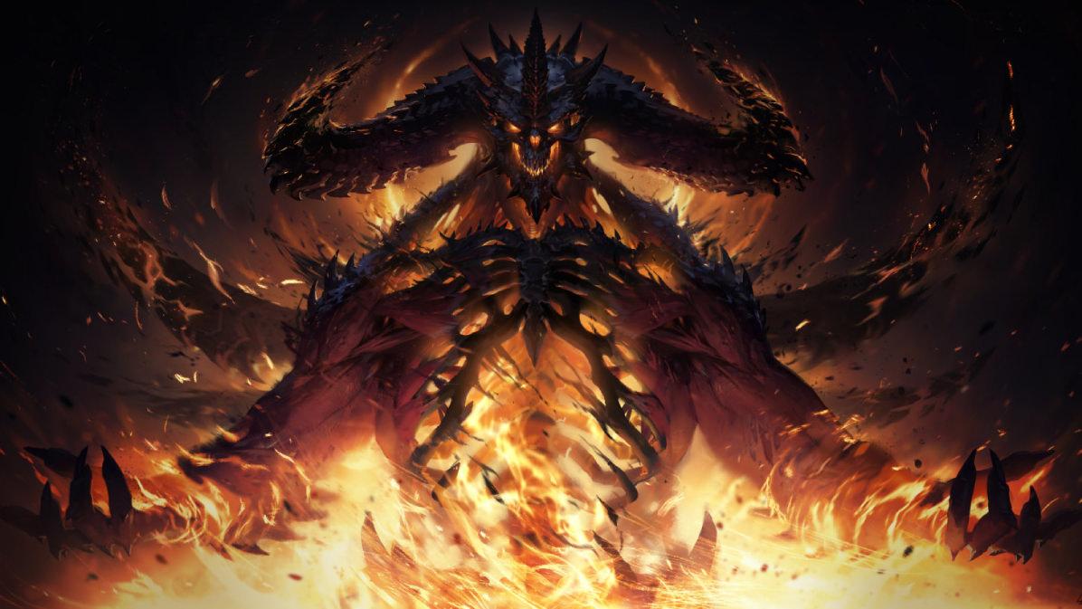 Blizzard передумала анонсировать Diablo 4 впоследний момент— Kotaku