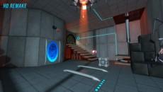 Нелинейный мод к Portal 2
