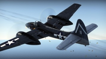 Grumman F7F-1 Tigercat