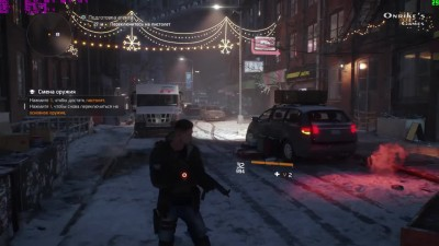Tom Clancy's The Division PC Gameplay [Core i7-6700K / GTX 960] FULL HD