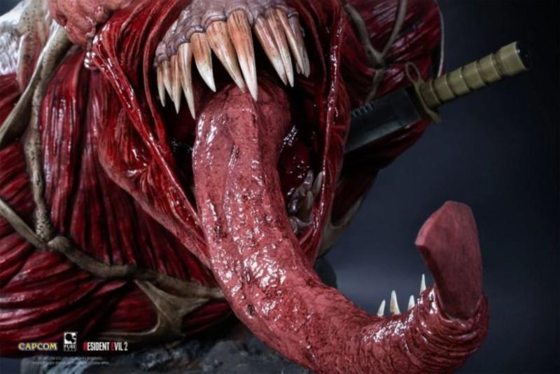 Компания PureArts выпустит бюст Лизуна из Resident Evil 2