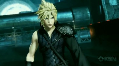 Dissidia Final Fantasy NT - Cloud Strife FF7 [PS4] - E3 2017