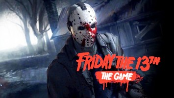 Геймплей Friday the 13th: The Game в 4К и 60 fps