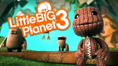 Летний, Весенний, Осенний, Зимний наборы для LittleBigPlanet 3