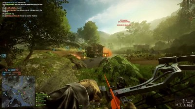 THE INCENDIARROW! - Battlefield 4 Jungle Map