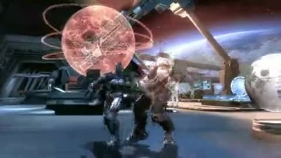 "Injustice ""Battle Arena Fight Video Batman vs. Bane"""