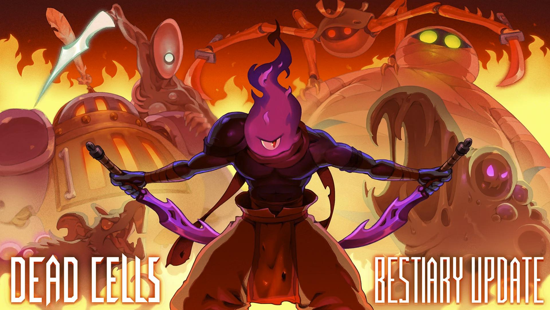 Обновление Bestiary для Dead Cells добавляет новых врагов, достижения и многое другое
