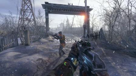 В Сеть слили полчаса геймплея финального билда Metro Exodus