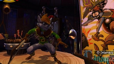 Sly Cooper: Thieves in Time - новые детали