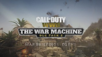 Sledgehammer Games представляют Call of Duty: WWII Map Briefings - Egypt