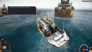 COAST GUARD -6- Корабль-ПРИЗРАК! (Прохождение)