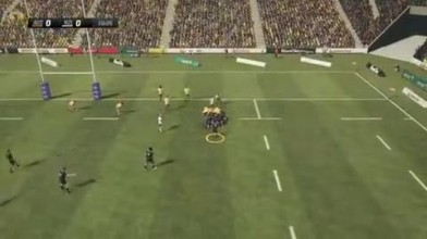"Rugby Challenge 2: The Lions Tour Edition ""Геймплей"""