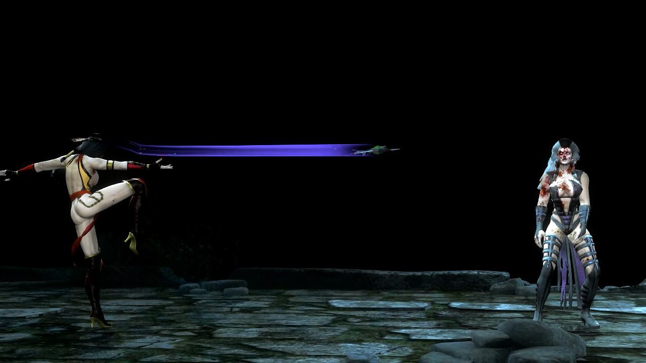 Mortal Kombat: Komplete Edition Skin: Jade (Nude)
