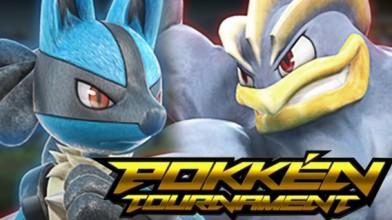 Первый патч для Pokken Tournament будет доступен вместе с игрой