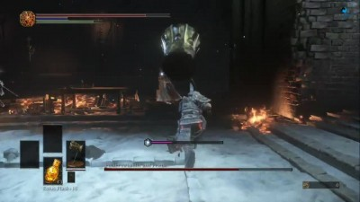 Dark Souls 3 DLC Ashes of Ariandle Sister Friede Boss