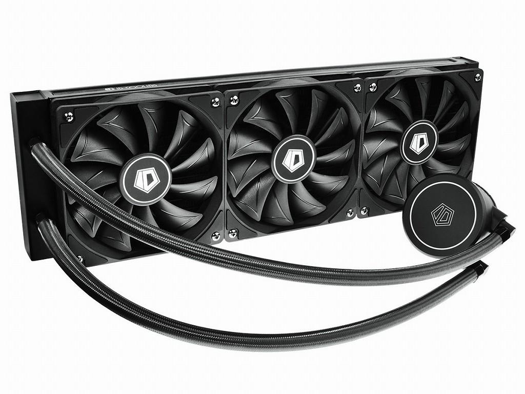ID-Cooling анонсировала процессорную СЖО Frostflow X360